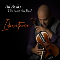 Violinist AlíBello Releases New Album 'Inheritance' Photo