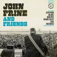 'John Prine and Friends' Live At Newport Folk 2017 Will Be Released on Vinyl Photo