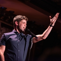 BWW Review: Jeremy Jordan Exceeds All Expectations with His New Show CARRY ON at 54 B Photo