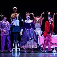 BWW Review: THE HARD NUT at Paramount Theatre Is a Mix of Comedy and Dancing Spectacl Photo