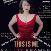 KAT LIZ KRAMER: THIS IS ME is Heading to Don't Tell Mama