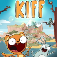 Disney Channel Is Nuts for KIFF, a New Original Animated Buddy-Comedy