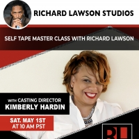 The Richard Lawson Studios Master Class Series Continues  In May With Casting Direct Photo