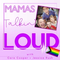 Listen to Cheyenne Jackson & Jason Landau on MAMAS TALKIN' LOUD Podcast Photo