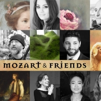 The Little OPERA Theatre Of NY Presented Livestream Pop-Up Concert MOZART & FRIENDS,  Photo
