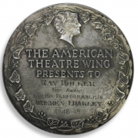 Ray Bolger's 1948 Tony Award Sells For $19,490
