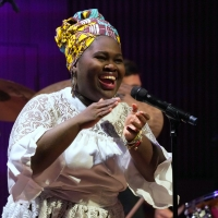 World Music Institute Presents Daymé Arocena at(le) Poisson Rouge Photo