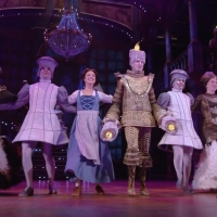 BWW TV: Take a Look at BEAUTY AND THE BEAST at Aurora's Paramount Theatre