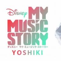 MY MUSIC STORY: YOSHIKI Will Premiere on Disney Plus Photo