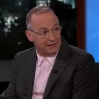 VIDEO: David Sedaris Talks Storytelling and Humor on JIMMY KIMMEL LIVE! Video
