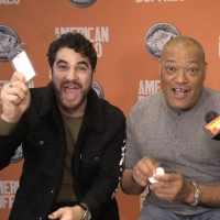 BWW TV: Darren Criss, Laurence Fishburne and Sam Rockwell Talk AMERICAN BUFFALO on Br Photo