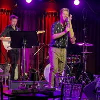 BWW Review: JESSE JP JOHNSON Delivers Some SWEET SWEET LOVIN at The Green Room 42 Photo