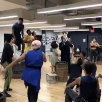 BWW TV: Go Inside Rehearsals for the National Tour of ONCE ON THIS ISLAND! Photo