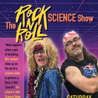 WYO Presents THE ROCK & ROLL SCIENCE SHOW Photo