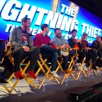 VIDEO: Watch THE LIGHTNING THIEF's Full Panel From New York Comic Con Video