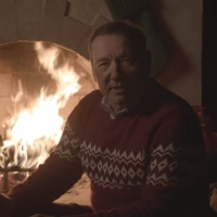 VIDEO: Kevin Spacey Shares Second Strange Holiday Video as HOUSE OF CARDS Character