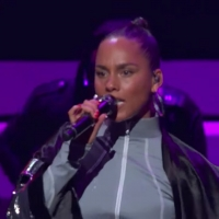 VIDEO: Watch Alicia Keys Perform 'Juicy' on JIMMY KIMMEL LIVE!