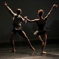 Francesa Harper Presents Interactive Dance Performance At The Green-Wood Cemetery Photo