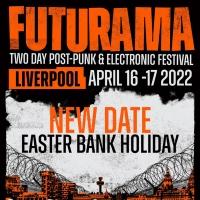 Futurama Festival Postponed, Rescheduled to Easter Weekend 2022 Photo
