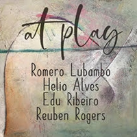 Brazilian Jazz Quartet Album AT PLAY Features Romero Lubambo, Helio Alves, Edu Ribeir Photo