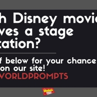 #BWWPrompts: Which Disney Movie Deserves A Stage Adaptation? Photo