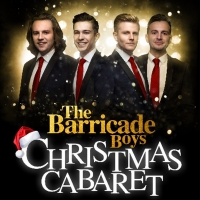 The Barricade Boys Return to London For Christmas At The Other Palace Photo