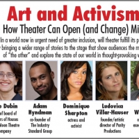 Theater Resources Unlimited Presents 'Art And Activism: How Theater Can Open (and Cha Photo