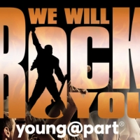 Woodruff School ACE Music To Rock A Pilot Of WE WILL ROCK YOU YOUNG@PART