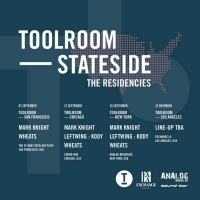 Toolroom Announces US Fall Tour