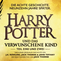 MARKUS SCHÖTTL of HARRY POTTER AND THE CURSED CHILD at Mehr! Theater Hamburg