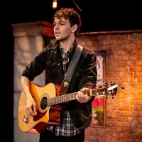Alex James Ellison Talks FIVER THE CONCERT at Southwark Playhouse Interview