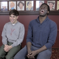 BWW TV: Taylor Trensch & Kyle Scatliffe Open Up About the Importance of TO KILL A MOC Photo
