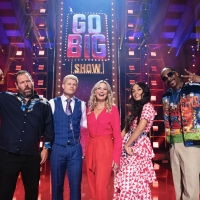 TBS Orders GO-BIG SHOW With Celebrity Judges Snoop Dogg, Rosario Dawson Photo