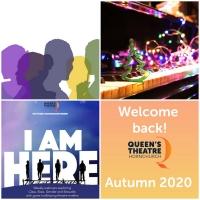 Queen's Theatre Hornchurch Announces Autumn 2020 Season Photo