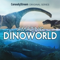 CuriosityStream Announces New Series AMAZING DINOWORLD