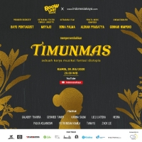 BWW Review: #MusikalDiRumahAja Dystopian Rendition TIMUN MAS is an Enchanting Chaos Photo