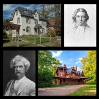 Harriet Beecher Stowe Center and The Mark Twain House & Museum to Reopen After Pandem Photo