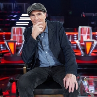 James Taylor Will Serve As The Mega Mentor on Season 18 of  THE VOICE