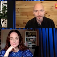 Melissa Errico and Michael Cerveris Chat Sondheim and More on Backstage LIVE with R Photo