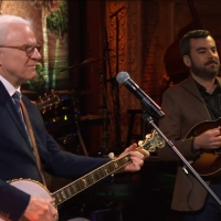 VIDEO: Steve Martin And The Steep Canyon Rangers Perform 'California' on THE LATE SHOW WITH STEPHEN COLBERT