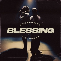 Stonebwoy & Vic Mensa Release 'Blessing' Photo