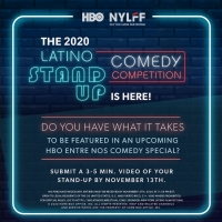 HBO And The New York Latino Film Festival Announce The Second Annual Latino Stand-Up! Come Photo