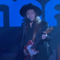 VIDEO: Marcus King Performs 'Beautiful Stranger' on JIMMY KIMMEL LIVE