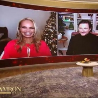 VIDEO: Kristin Chenoweth & Ty Herndon Perform Holiday Duet 'Orphans of God' on TAMRON Photo