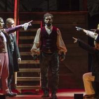 BWW Review: SWEENEY TODD IL DIABOLICO BARBIERE DI FLEET STREET  al Teatro Olimpico Photo