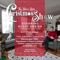 BWW Review: Heartfelt Rendering of THE MERRY LITTLE CHRISTMAS SHOW Photo