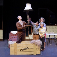 BWW Review: A CHRISTMAS STORY: THE MUSICAL at Des Moines Playhouse: A Tale of Two Chr Photo
