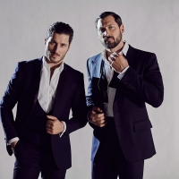 NJPAC Announces 2021 Dance Schedule Featuring MAKS AND VAL LIVE: STRIPPED DOWN TOUR & Photo