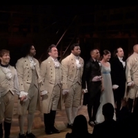 Broadway Rewind: HAMILTON Blows Us All Away on Opening Night at The Public Video