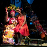 BWW Review: ONCE ON THIS ISLAND Delivers a Once-in-a-Lifetime Experience at AT&T Perf Photo